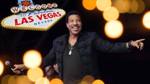 Lionel Richie Las Vegas