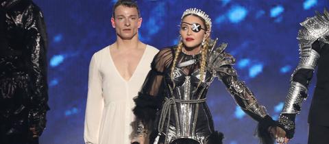 Madonna beim ESC 2019