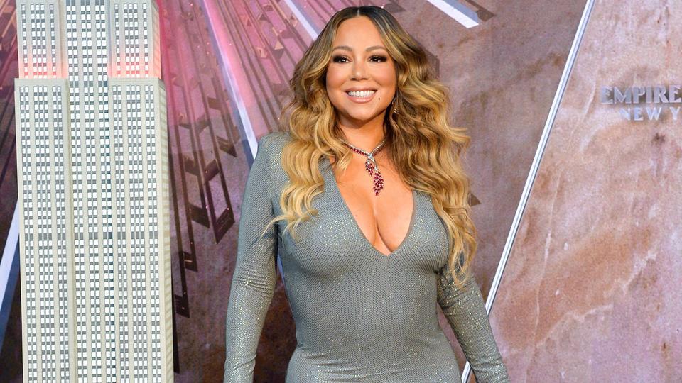 US-Sängerin Mariah Carey