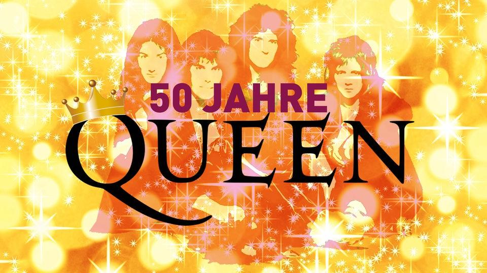 50 Jahre Queen: das Webspecial