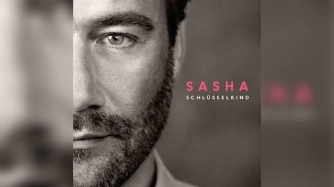 """Das Cover von Sashas Album """"Schlüsselkind"""""""