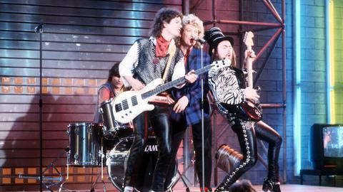 Die Glam-Rock-Band Slade