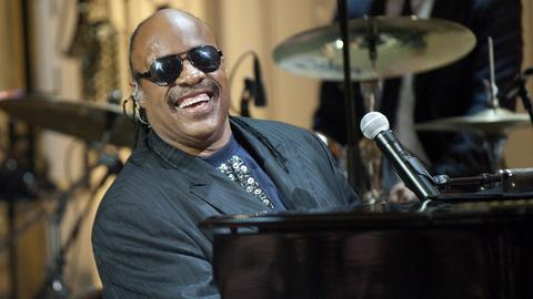 Sänger Stevie Wonder
