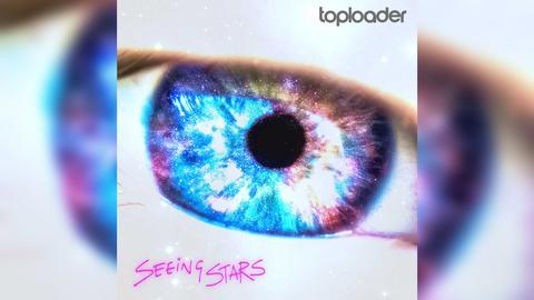 """Das Cover von Toploaders Album """"Seeing Stars"""""""