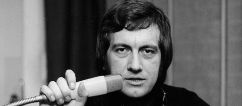 Werner Reinke im Jahr 1973
