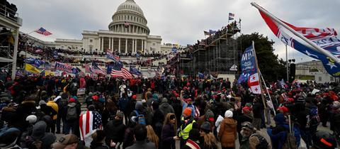 Capitol Demonstration