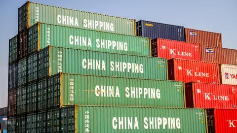 USA China Zölle
