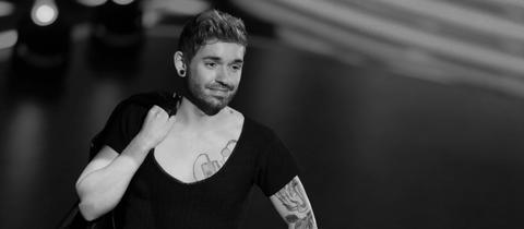 Der Popsänger und Castingshow-Sieger Daniel Küblböck