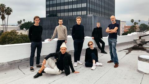 Das Endel-Entwickler-Team