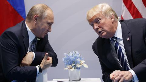 Putin und Trump treffen sich in Helsinki