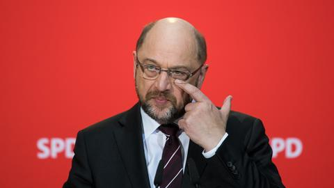 Schulz auf SPD-Parteitag