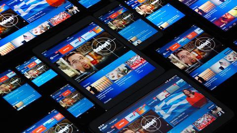 Screenshot der ARD-Mediathek