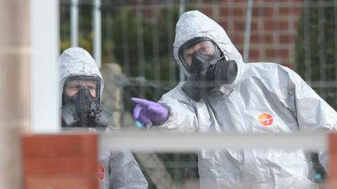 Fall Skripal Giftanschlag