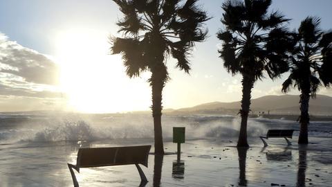 Unwetter Mallorca