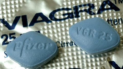 Viagra-Pillen