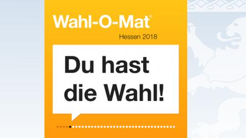 Wahl-O-Mat Hessen 2018