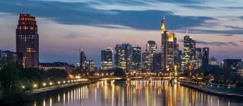 Fankfurter Skyline