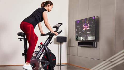 Das Indoor-Cycling-Bike von HAMMER