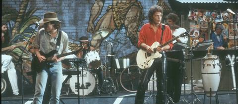 BAP 1988 bei einem Konzert