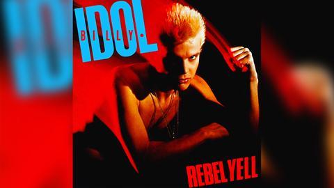 Billy Idol Rebel Yell Cover