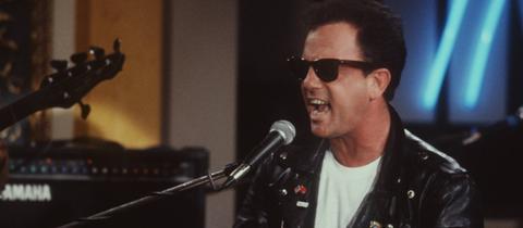 Billy Joel 1989 bei einem Konzert