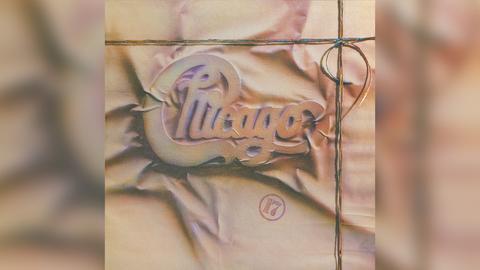 """Das Plattencover das Albums """"Chicago 17"""""""