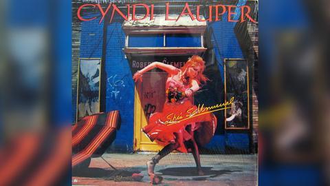 """Cyndi Lauper """"She's So Unusual"""" Cover"""