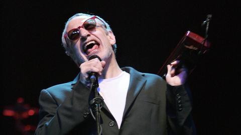 Donald Fagen 2007 bei einem Auftritt