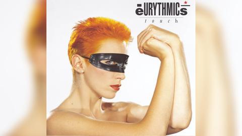 """Das Plattencover vom Eurythmics-Album """"Touch"""""""