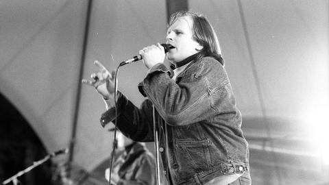 Herbert Grönemeyer 1988 bei einem Konzert