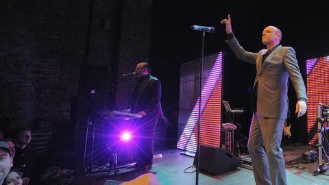 Heaven 17 bei einem Auftritt 2010