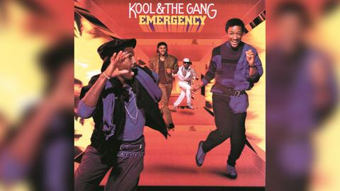 """Kool and the Gang """"Emergency"""" Cover"""