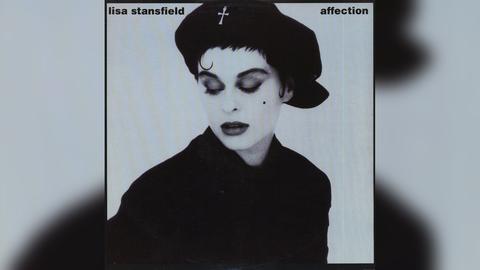 """Das Plattencover von Lisa Stansfields """"Affection"""""""