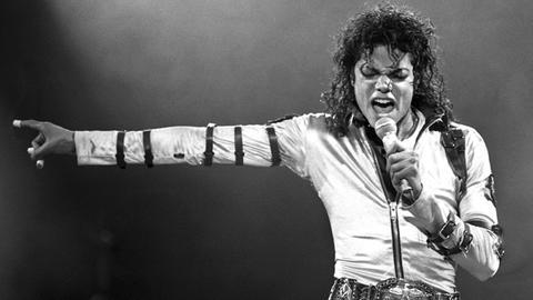 Michael Jackson 1980 auf der Bühne