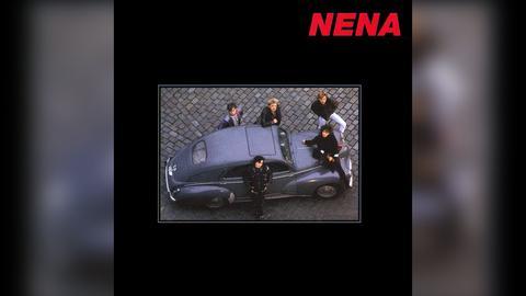 Das Plattencover von Nenas erstem Album