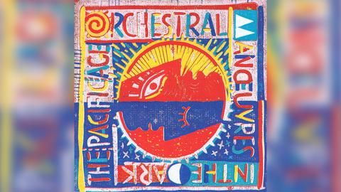 "Das Plattencover von OMDs ""The Pacific Age"""