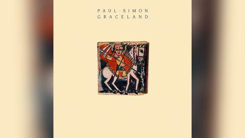 """Das Plattencover von Paul Simons """"Graceland"""""""