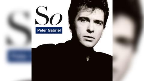 """Das Plattencover von Peter Gabriels """"So"""""""