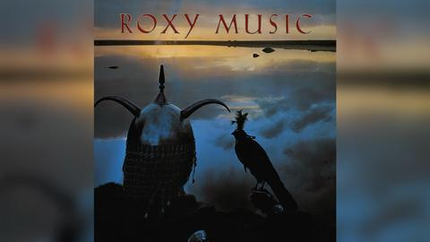 "Das Plattencover vom Roxy Music-Album ""Avalon"""