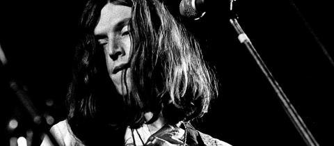 Steve Winwood 1973 auf der Bühne