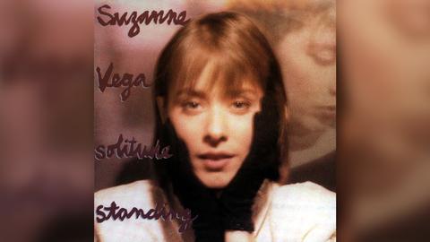 """Das Plattencover von Suzanne Vegas """"Solitude Standing"""""""