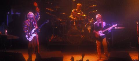 The Police 1980 bei einem Konzert