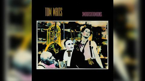 """Das Plattencover von Tom Waits' """"Swordfishtrombones"""""""