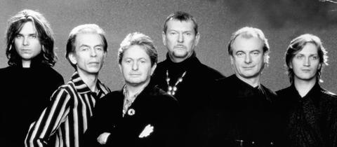 Die Band Yes in den 80er Jahren