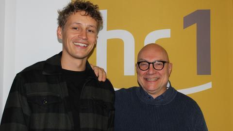 Tim Bendzko und Thomas Koschwitz