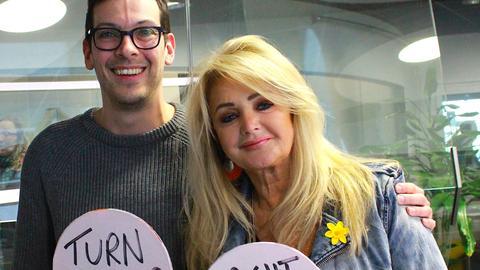 Bastian Korff und Bonnie Tyler