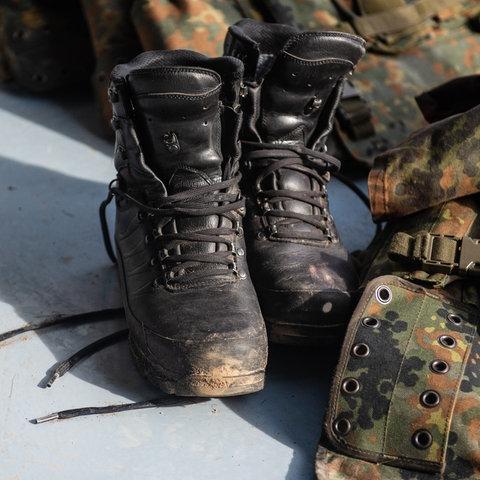 Bundeswehr Stiefel
