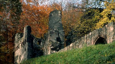 Burg Rodenstein, Reichelsheim i. Odenwald