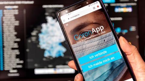 Corona-Tracking-App