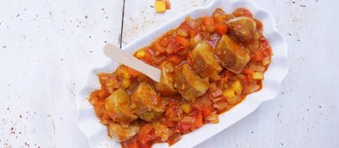 Die Familien-Currywurst von Dagmar von Cramm